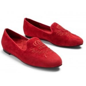 Vionic suede snug room loafers
